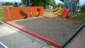 Çocuk Parkı ve Kum Havuzu