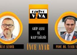 GRİP AŞISI VE KALP SAĞLIĞI   Radyo Viva