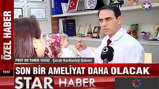 Pulmoner Atrezi Pulmoner Stent | Star Ana Haber