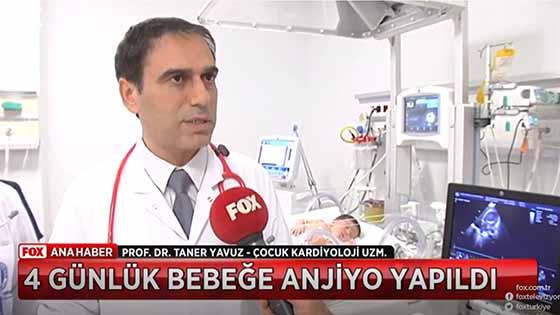 Yenidoğan Aort Stenozu Fox Ana Haber