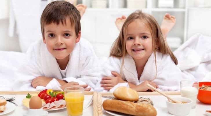 Çocuklar İçin Kahvaltı Önerileri