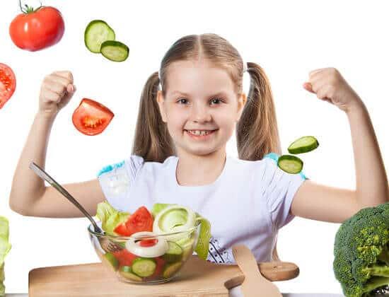 Çocuklarda Sağlıklı Beslenme Nasıl Olur?