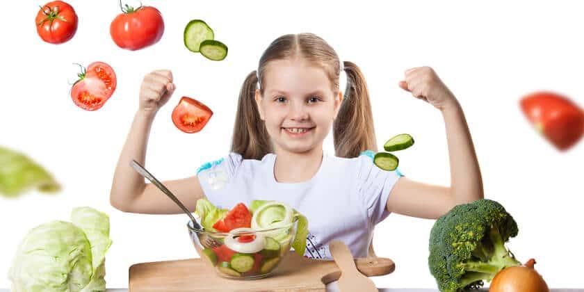 ocuklarda Sağlıklı Beslenme