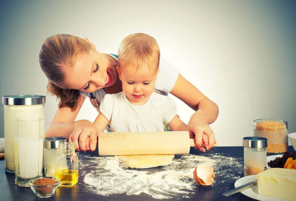 Çocuğunuzla Birlikte Yemek Yapmak İçin 5 Neden