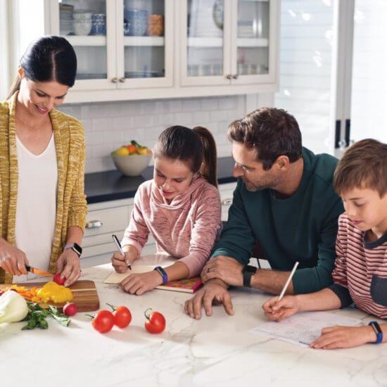 Aileler İçin Sağlıklı Aktif Yaşam