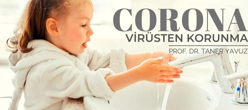 coronavirüs korunması