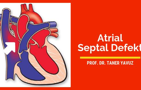 Atrial septal defekt (ASD)