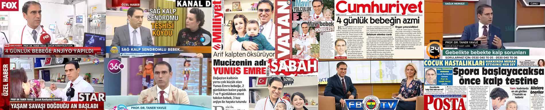 Prof Dr Taner Yavuz | Haberler