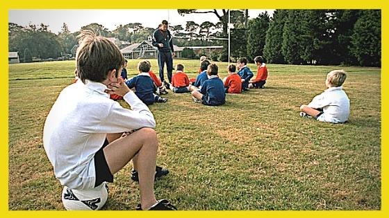 Çocuk ve spor stresi